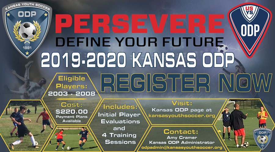 Kansas ODP Tryouts Design 2