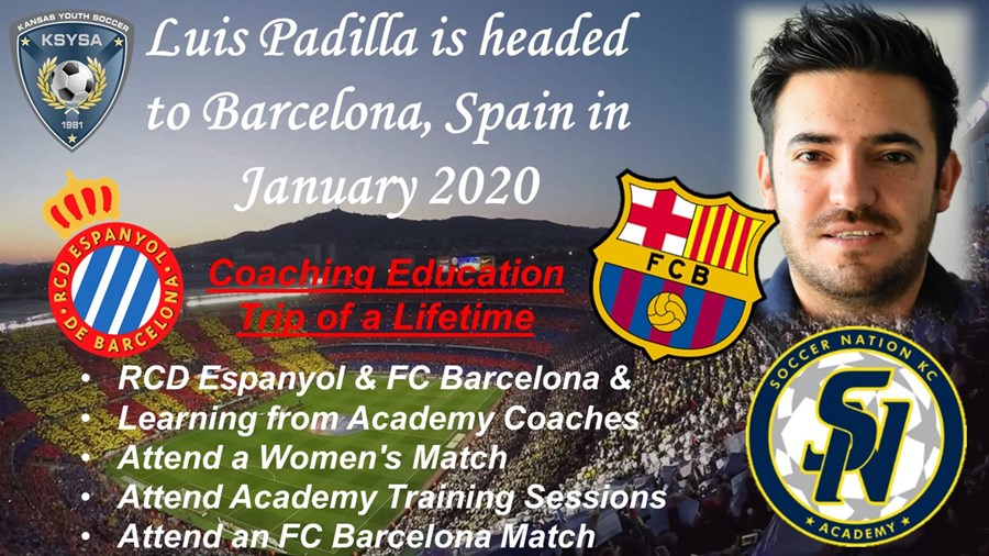 Luis Padilla Headed To Barcelona