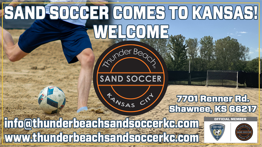 Thunder Beach KC Welcome Graphic
