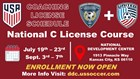 National C License Coming to Kansas!