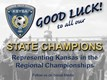 GOOD LUCK STATE CHAMPIONS!