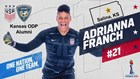 Adrianna Franch Named to 2019 FIFA World Cup Roster!