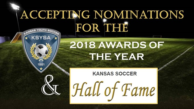 2018 Awards & Hall of Fame Nominations due 10/8