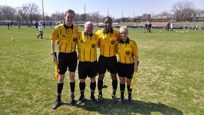 Referees -  It's Time to Re Certify!