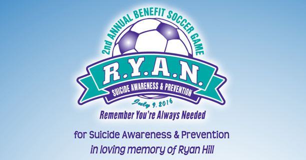 2nd Annual R.Y.A.N. Benefit Game