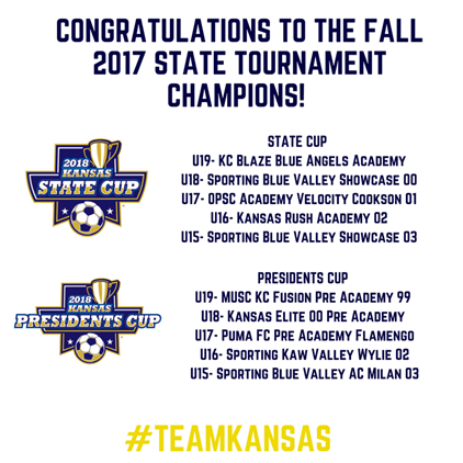 Congratulations to the Fall 2017 State...