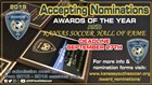 Accepting Nominations for 2019 Kansas Youth Soccer Awards & Hall of Fame