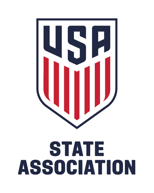 USSF_LogoLockup_State Association - Vertical