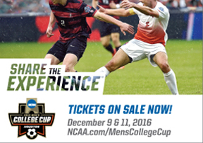 NCAA Men's College Cup 2016