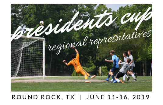 2019 Presidents Cup State Finals