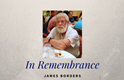 In Remembrance - James Borders