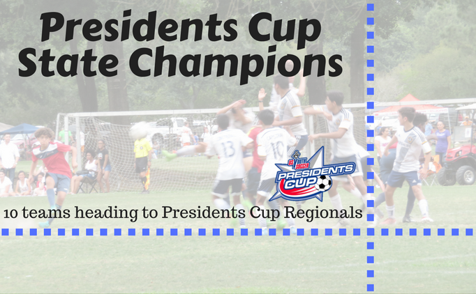 2017 STX Presidents Cup State Champions
