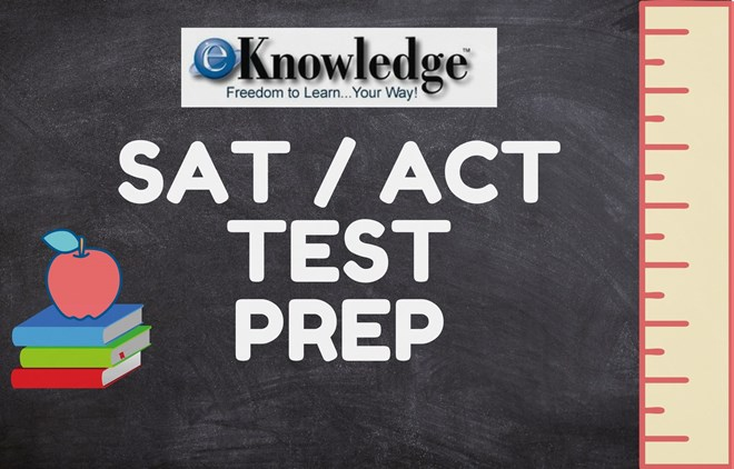 eKnowlege SAT / ACT Prep Project for South Texas