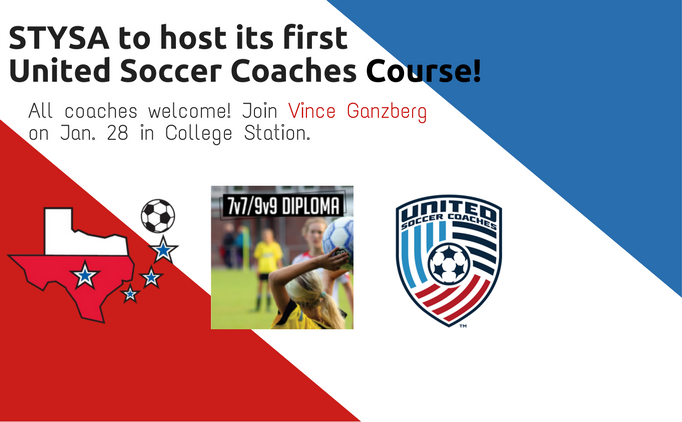 STYSA Hosts First United Soccer Coaches Course