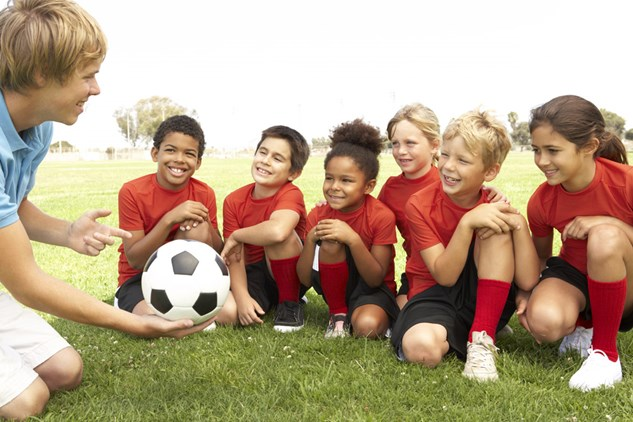 Player Safety Campaign - Heading in Youth Soccer