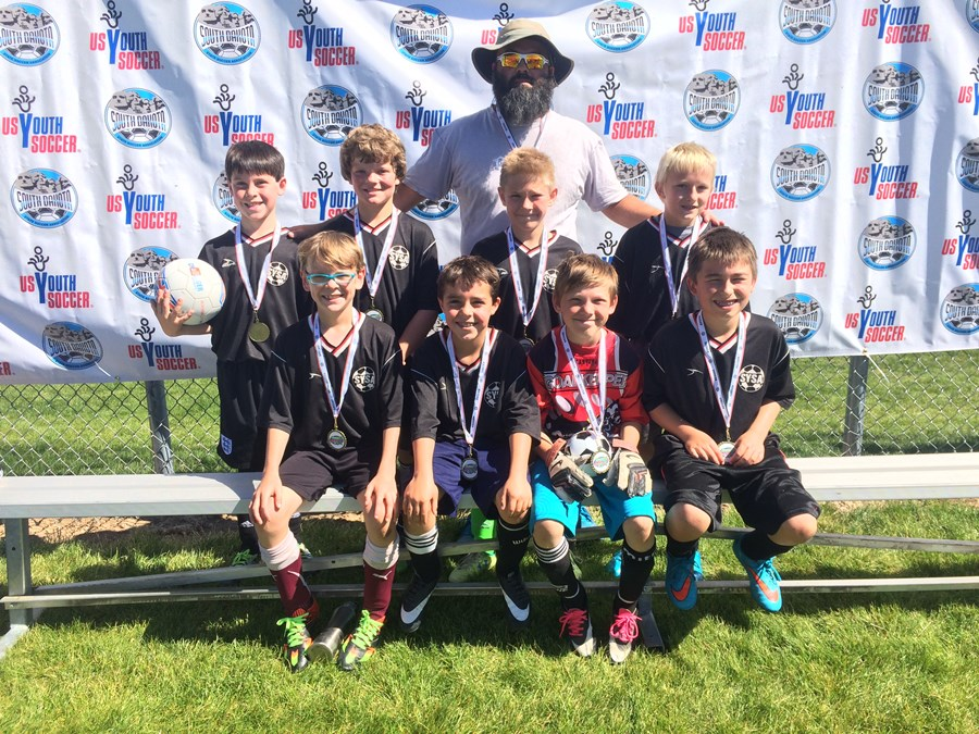 Spearfish U10B Warriors