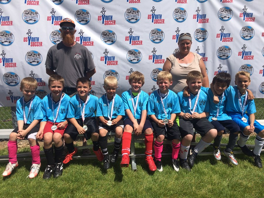 Spearfish U8B Raptors