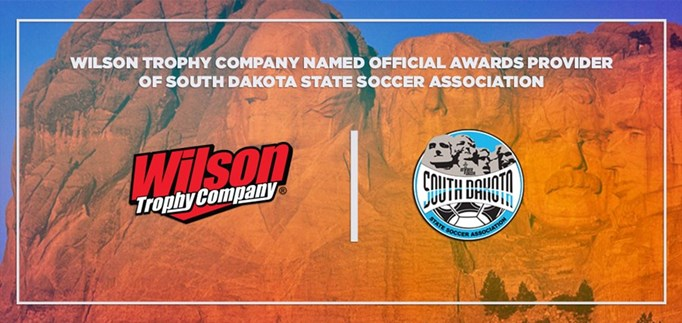 Wilson Trophy Official Award Supplier of SDSSA