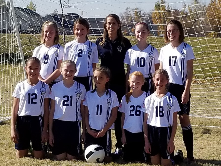 MSC U12 Girls 2017