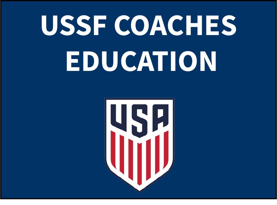 USSF Coaches Ed button