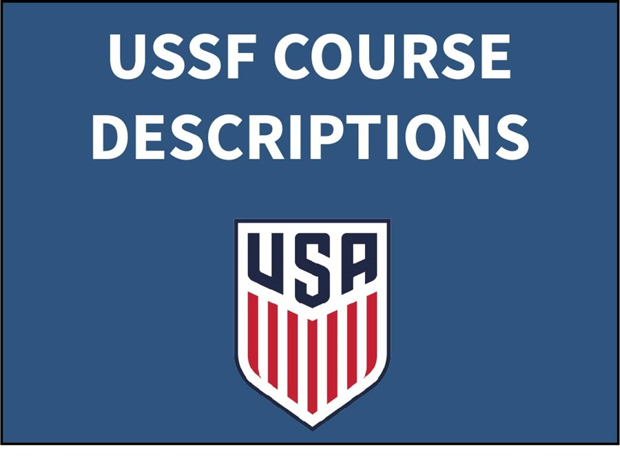 USSF Course descriptions