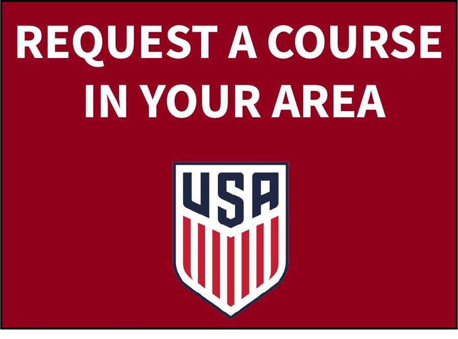 USSF REQUEST A COURSE