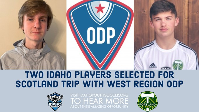 Luthy and Prohaska headed to Scotland with ODP
