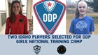 Rademacher and Roubidoux headed to ODP National Training Camp