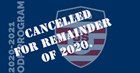 NOTICE OF ODP TRYOUT CANCELLATION