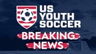 US Youth Soccer Announcment