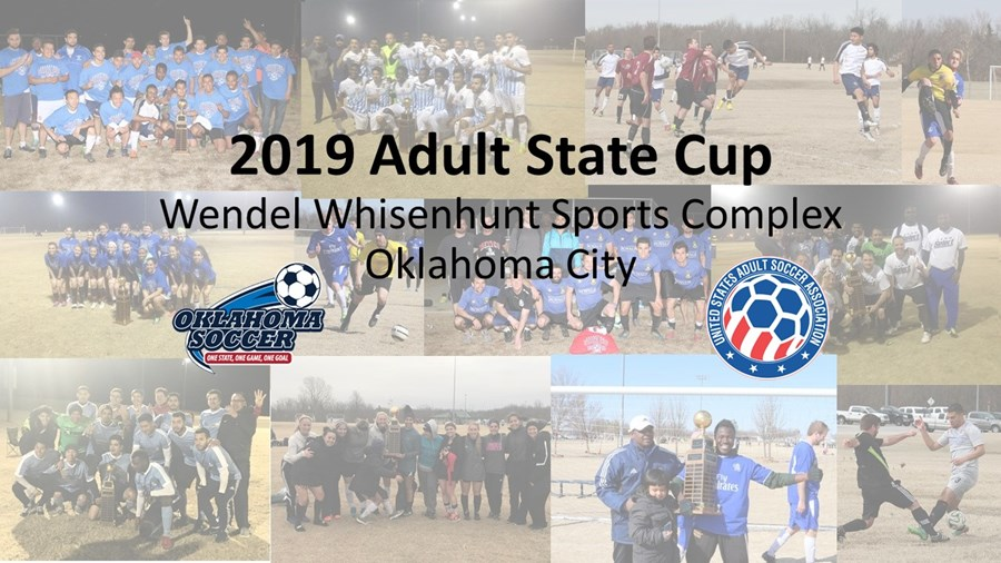 2019 Adult State Cup 2