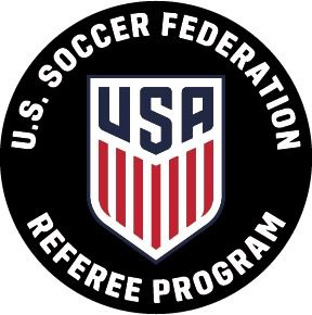 NEW USSF Referee Logo