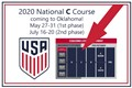 National C License in 2020