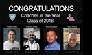 2016 OSA Coaches of the Year