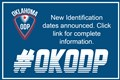 New ODP ID Dates Announced!