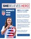 SheBelieves Hero Contest