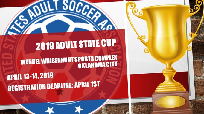 2019 Adult State Cup