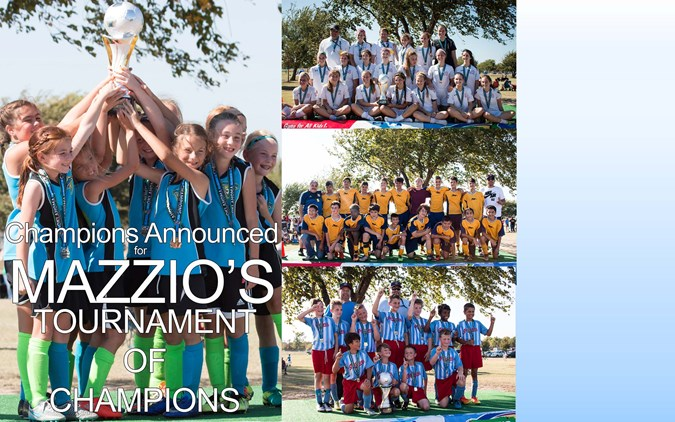 Mazzio's Tournament of Champions / Kohl's...