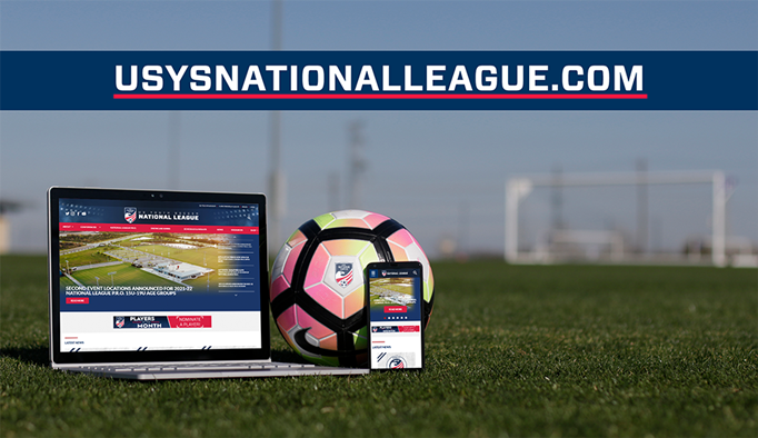 New Online home of USYS National League