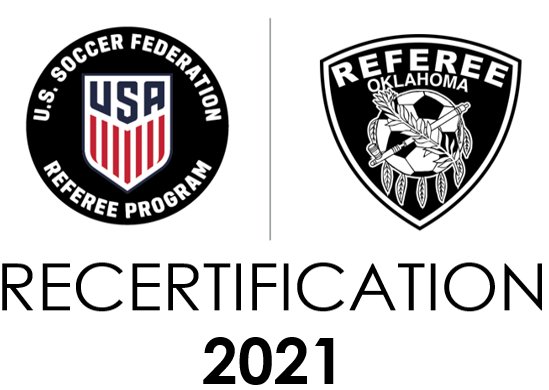 2021 Recertification