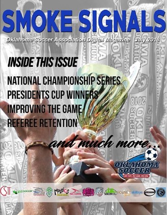Smoke Signals July 2018