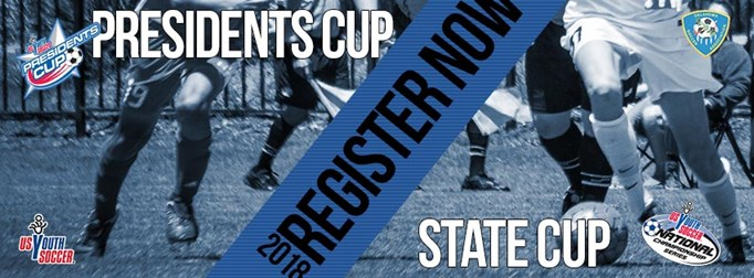 State Cup Registration Open