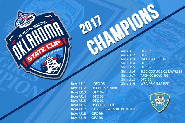 State Cup Winners Announced!