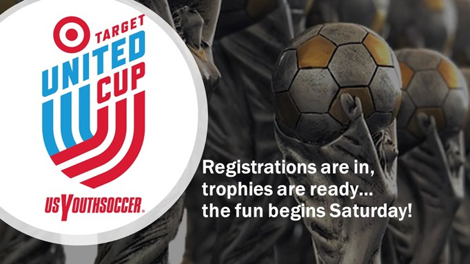 Target United Cup - This Weekend