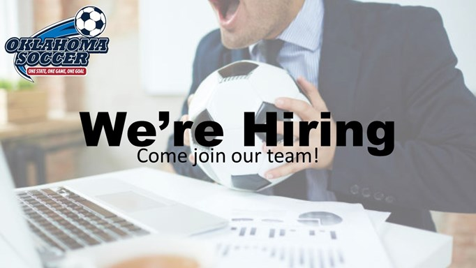 We're Hiring - Recreational Administrator!