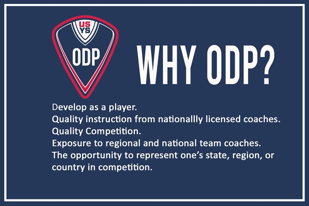 Why ODP?