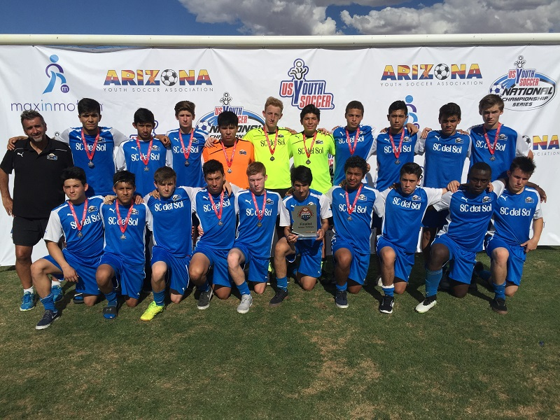 Arizona State Cup U12-U18  Arizona Youth Soccer Association-5488