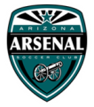 Arizona Arsenal Logo