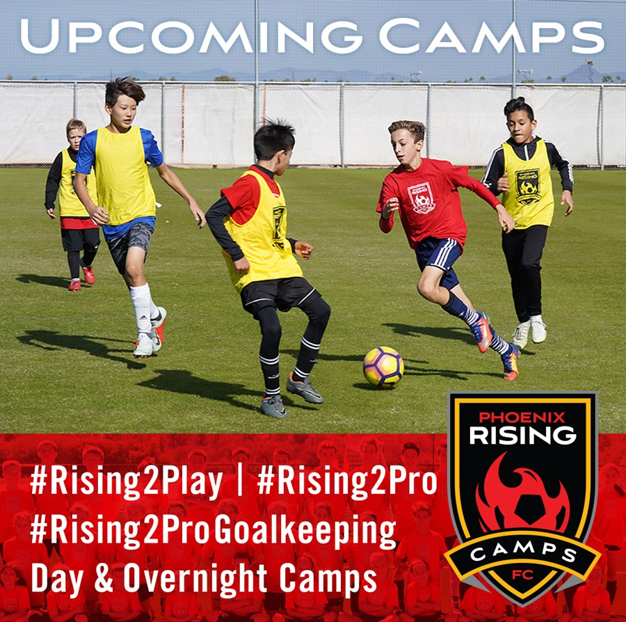 2019 PhxRising Youth Camps Square