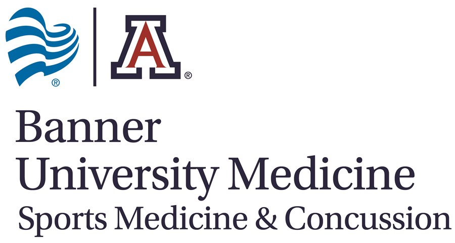 Banner-UA Medicine Sports Med and Concussion logo